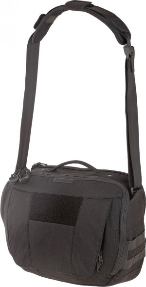 Maxpedition AGR Skyridge shoulder bag black SKRBLK