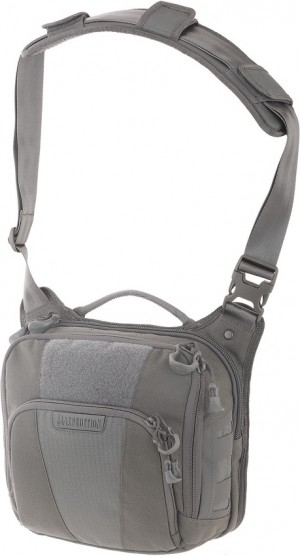 Maxpedition AGR Lochspyr shoulder bag gray LCRGRY