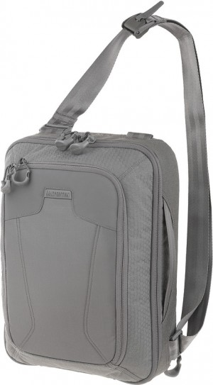 Maxpedition AGR Valence shoulder bag gray VALGRY