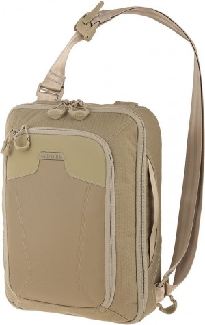 Maxpedition AGR Valence shoulder bag tan VALTAN