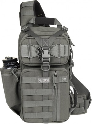 Maxpedition Sitka Gearslinger backpack foliage green 0431F