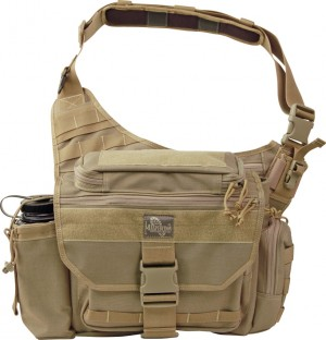 Maxpedition Mongo Versipack shoulder bag khaki 0439K