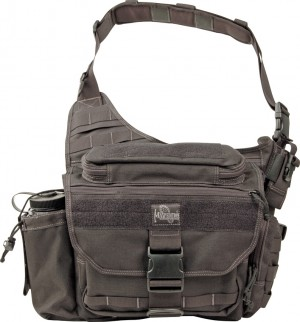 Maxpedition Mongo Versipack shoulder bag black 0439B