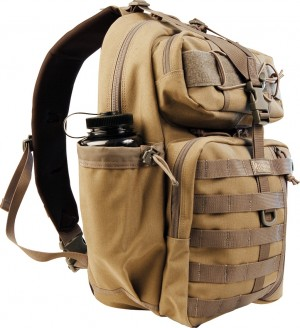 Maxpedition Kodiak Gearslinger backpack khaki-foliage 0432KF
