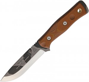 TOPS B.O.B. Fieldcraft Hunter knife BROS01C