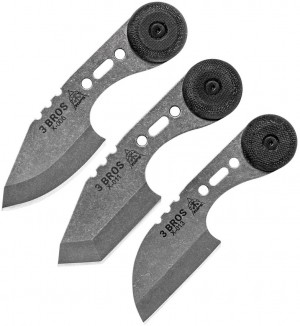 TOPS 3 Bros Combo Set neck knife 3BRCMB