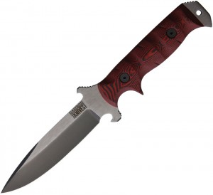 Dawson Knives Chief 3V Specter red