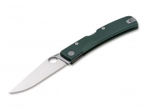 Складной нож Manly Peak CPM-S-90V folding knife military green
