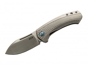 Складной нож MKM Knives Colvera folding knife Ti MKLS02-T