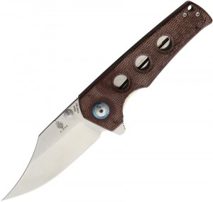 Складной нож Kizer Cutlery Junges Linerlock Brown Mic
