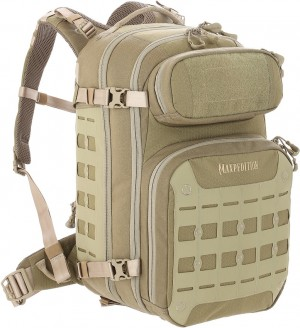 Maxpedition AGR Riftblade CCW-Enabled backpack tan RBDTAN