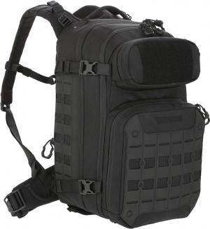 Maxpedition AGR Riftblade CCW-Enabled backpack black RBDBLK
