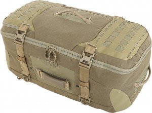 Maxpedition AGR Ironstorm Adventure Travel Bag tan RSMTAN