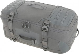 Maxpedition AGR Ironstorm Adventure Travel Bag gray RSMGRY