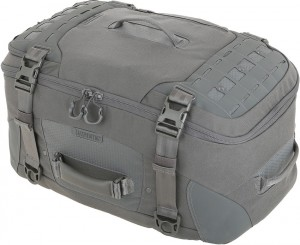 Maxpedition AGR Ironcloud Adventure Travel Bag gray RCDGRY