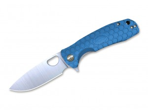 Складной нож Honey Badger Flipper Large folding knife, blue