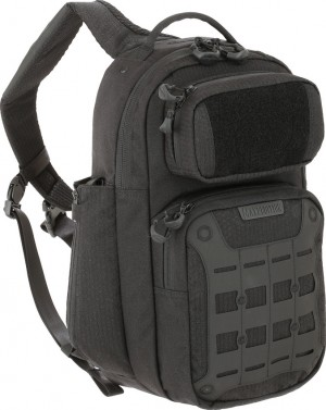 Maxpedition AGR Gridflux Sling Pack 2.0 backpack black GRF2BLK