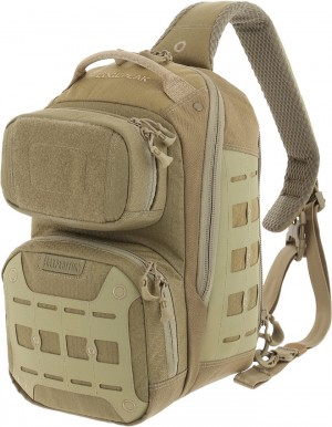 Maxpedition AGR Edgepeak 2.0 Sling Pack tan EDP2TAN