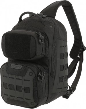 Maxpedition AGR Edgepeak 2.0 Sling Pack black EDP2BLK