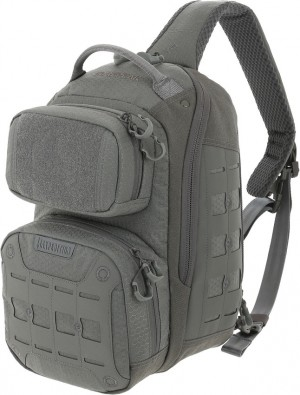 Maxpedition AGR Edgepeak 2.0 Sling Pack gray EDP2GRY