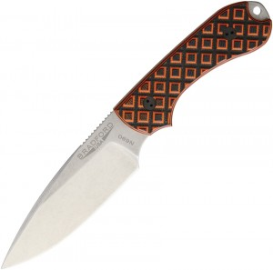 Bradford Knives Guardian 3 Tiger Stripe G10