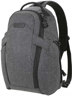 Maxpedition Entity 16 CCW-Enabled EDC Sling Pack backpack charcoal NTTSL16CH