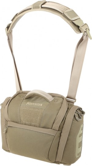 Maxpedition Solstic CCW Camera Bag 13.5L tan STCTAN