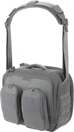 Maxpedition AGR Skylance shoulder bag gray SKLGRY